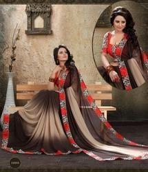 Ladies Exclusive Printed Sarees