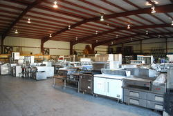 Used Restaurant Equipments