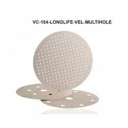 Velour-backed Aluminium Oxide Abrasive Paper