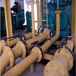 DG Exhaust Pipeline