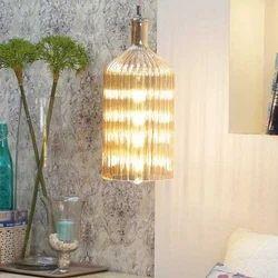 Capsian Amber Pendant Lamp