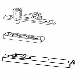 Wooden Door Accessories - Top Centre and Bottom Strap