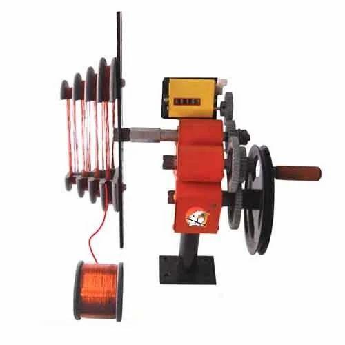 Winding Machine 1 Hp Motor Coil Winding Machine