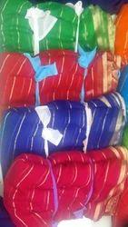 Pure Chiffon Zari Lining Fabrics