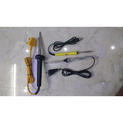 15 watt soldering iron electrical soldering iron deepak electronics new delhi id 13431315597. Black Bedroom Furniture Sets. Home Design Ideas