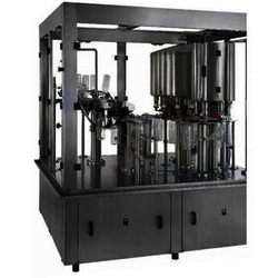 10 Gallon Automatic Rinsing Filling Capping Machine