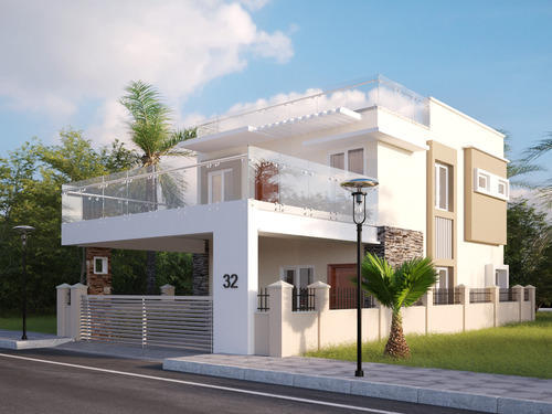 Exterior Rendering 3d Exterior Image Rendering Service Provider From Salem