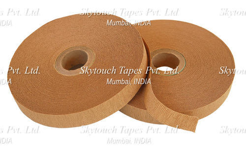 Electrical Insulation Crepe Kraft Paper