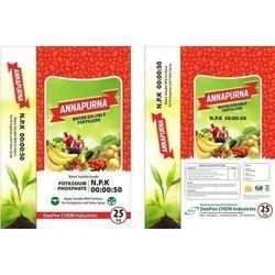 NPK  00-00-50 Water soluble Fertilizer