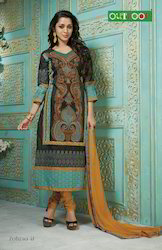 Zohraa Cotton Dress Material