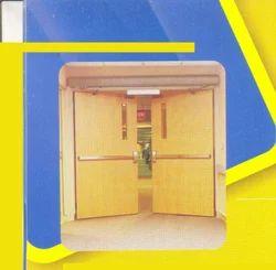 Fire Rated Wooden Doors