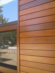 Wood Finish Cladding