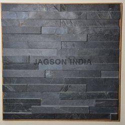 Black Slate Cladding Tile