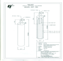 Chemical Earthing With Continuity Tester
