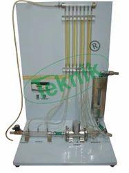 Computerised Flow Meter Calibration Equipment