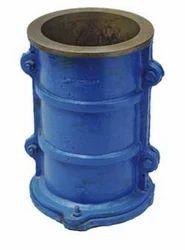 Cylindrical Mould (10cm x 20cm) Cast Iron