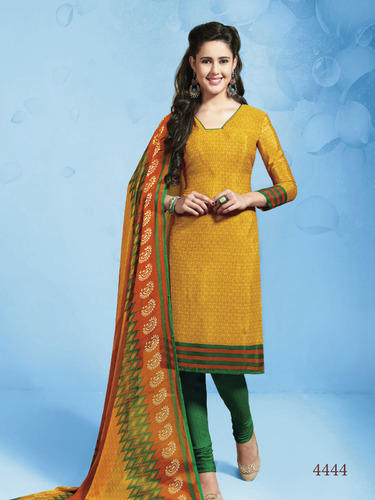 Full Embroidery Cotton Salwar Suit