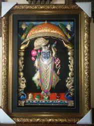 Shreenath Ji Bhog Painting