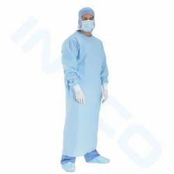 Disposable DSI Surgeon Gown