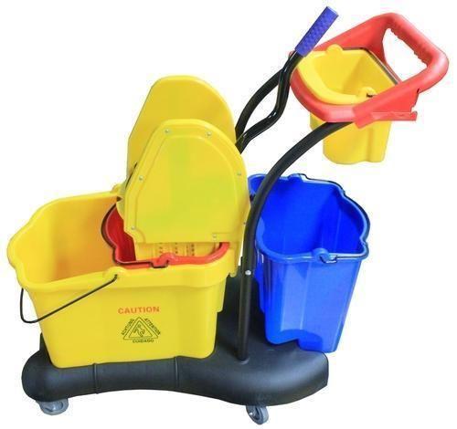 Wringer Bucket Mop Press