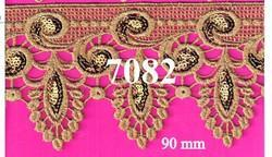 Newest Fancy & Designer Sequins Lace from Fashion Plus
