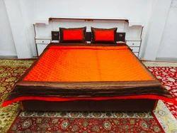 Rest & Brown Diamond Jaipur Razai