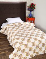 Rajasthani Hand Block Printed Blanket Throw Cotton Quilts