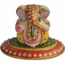 Car Ganesha Idol