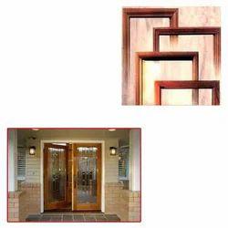 Wooden Door Frames for Home