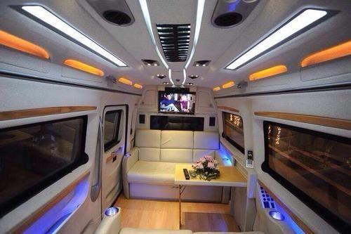 Vanity Van On Rental