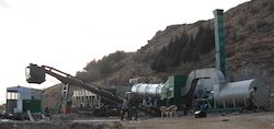 Road Asphalt Mix Plant