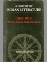 a history of indian literature vol 1 1800 1910 western