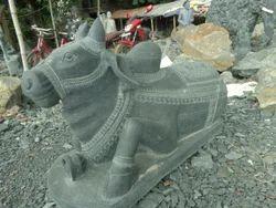 Nandi Statue Sculpture