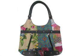 Old Kantha Shoulder Bag