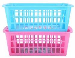 Plastic Twist & Stack Basket