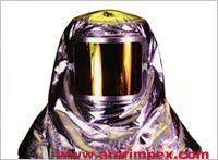 Aluminized Fire Hood