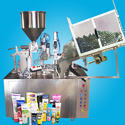 Plastic Tubes Packaging Machine
