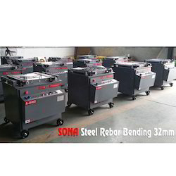 Steel Rebar Bending 32 mm