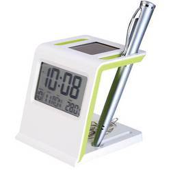 3 in 1 Solar Desktop Clock