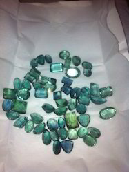 Fluoride Cut Stones