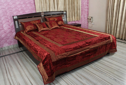 Good Velvet Double Bed Sheet. Get Best Quote