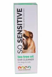 So Sensitive- Tea Tree Oil Ear Cleaner