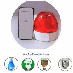 Remote Control Bulb Holder