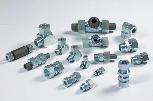 High Pressure Hydraulic Fittings