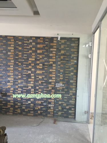 Front Elevation Tiles Chennai : Front elevation stone tiles exterior and interior