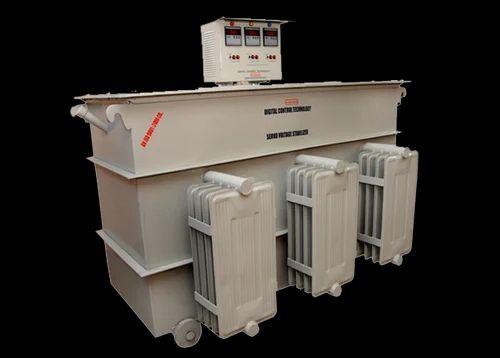 Servo Voltage Stabilizer - Three Phase