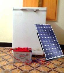 100 L Solar Deep Freezer