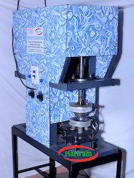 Double Die Semi Automatic Dona Machine