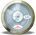 SAS Poly Super Spin Discus