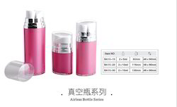 2 in 1 Airless Pump Bottles